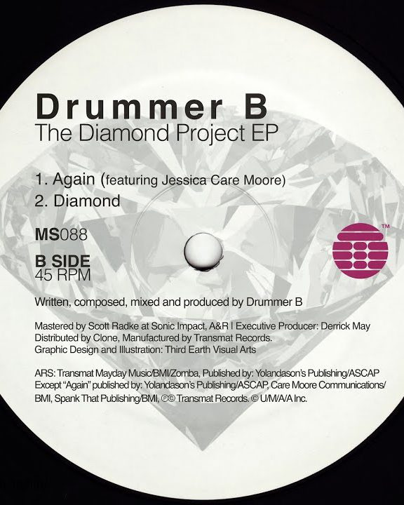 Drummer B- The Diamond Project EP1 [MS088]