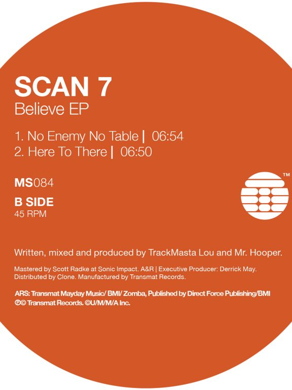 Scan 7 – Believe EP [MS084]