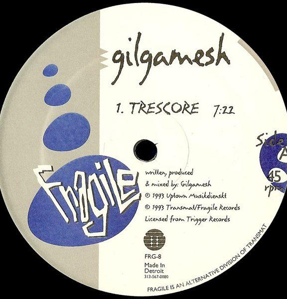 Gilgamesh – Trescore [FRG-8]