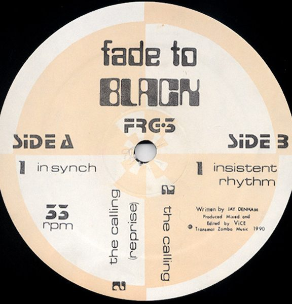 Fade To Black – In Synch [FRG-03]