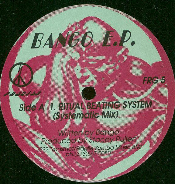 Bango- Bango EP [FRG-5]