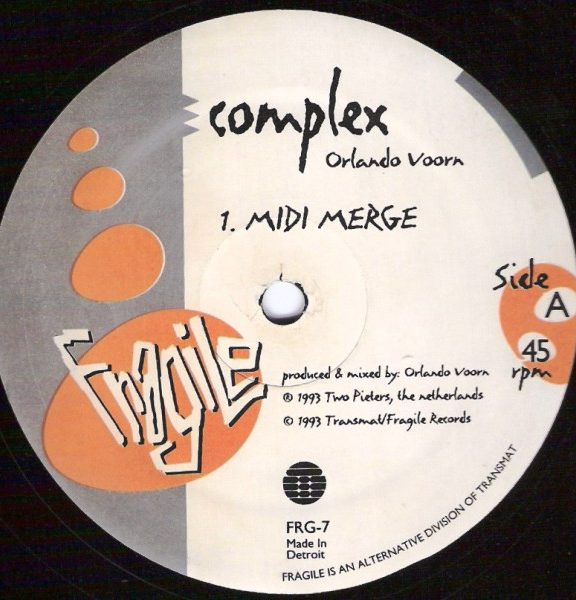 Complex – Midi Merge [FRG-7]