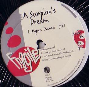 A Scorpion's Dream – Aqua Dance / Graphics [FRG-9]