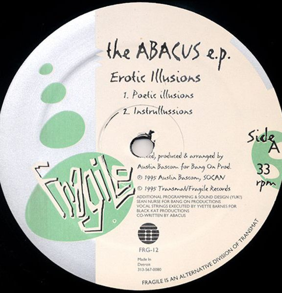 Abuscus – The Abascus EP [FRG-12]