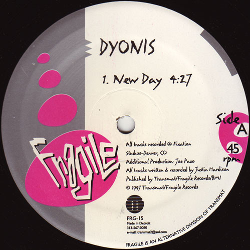 Dyonis – New Day [FRG-15]