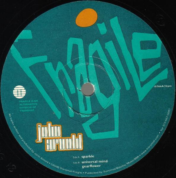 John Arnold – Universal Mind [FRG-18]