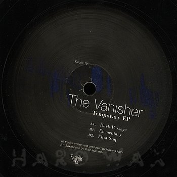 The Vanisher – Temporary EP [FRG-19]