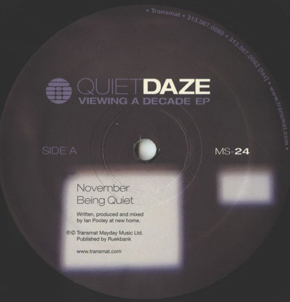 Quiet Daze – Viewing a Decade [MS023]