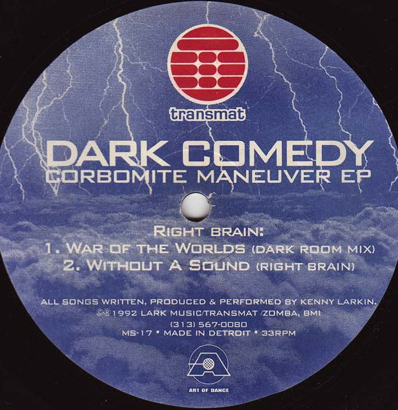 Dark Comedy – Corbomite Maneuver EP [MS017]