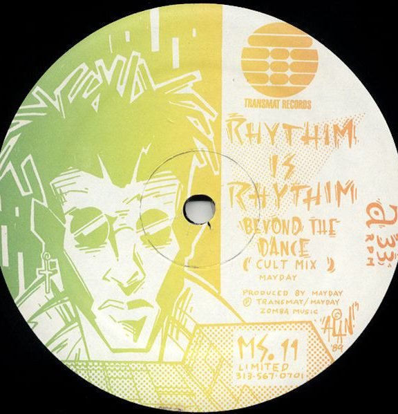 Rhythim Is Rhythim – Beyond the Dance [MS011]