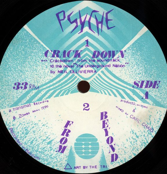 Psyche – Crackdown [MS012]
