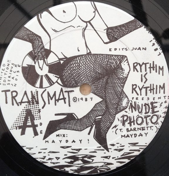 Rhythim is Rhythim – Nude Photo [MS002]