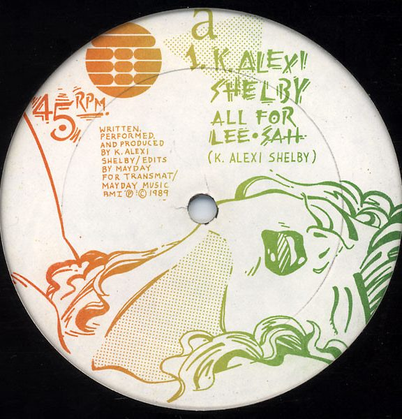 K. Alexi Shelby* – All for Lee-Sah [MS008]