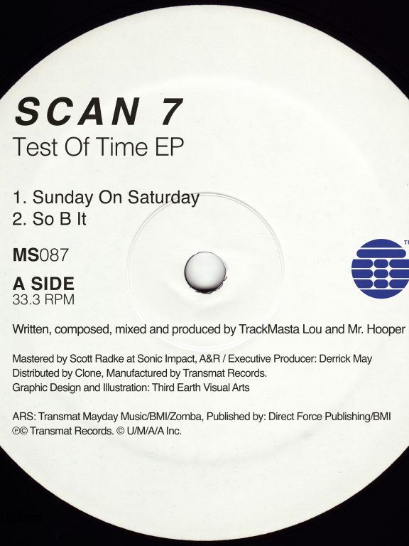 Scan 7- Test of Time EP [MS087]