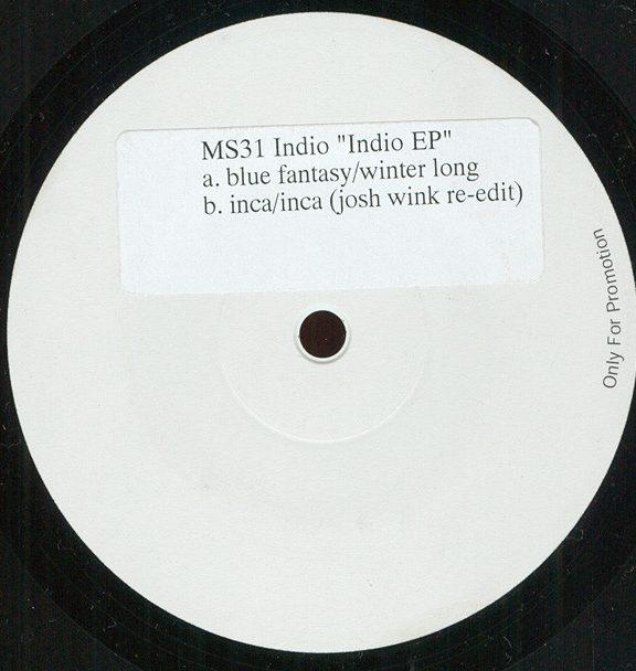 Indio – Indio EP [MS-31]